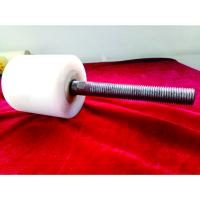 Dustproof  Nylon Conveyor Roller/ Replacement Conveyor Rollers With Excellent Seal Manufactures