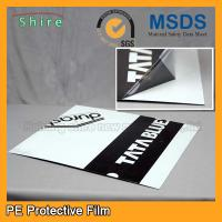 Custom Thickness LDPE Protective Films For Corrugated Aluminum Sheet Manufactures
