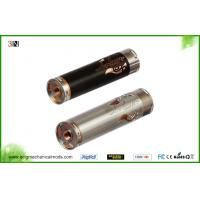 China 18650 Stainless Steel E Cig Mechanical Mods stingray x mod clone 22mm*105mm on sale