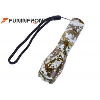 Buy cheap CREE T6 Camouflage Zoom LED Flashlight from wholesalers