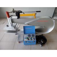 Super Spotter Rubber Belt Repair Machine With High Strength Aluminum Alloy Rack Manufactures