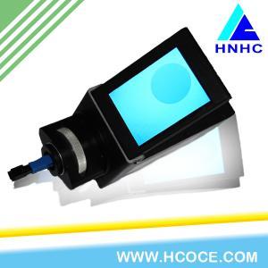 China fiber optic video inspection scope 400X video fiber optic microscope on sale