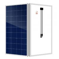 High Efficiency 36 Cell Solar Panel , Polycrystalline Solar Module For Home Manufactures