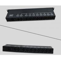 Pro DMX Light Controller Branch 3 Pin Outputs 8 Way Isolated Dmx Splitter Manufactures