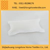 White 4 Pieces 100% Cotton Fitted Sheet for Hotel Manufactures