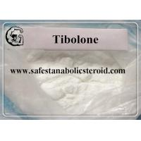 Livial / Tibofem / Tibolone Raw Steroid Powders Acetate Synthetic Estrogenic for Anti Aging Manufactures