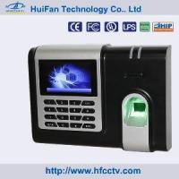 Hot Fingerprint Time Recorder, Punch Card Machine (HF-X628) Manufactures