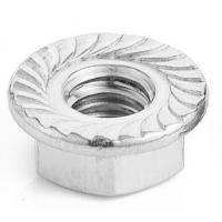 China Flangle Flat Head Rivet Nut , A2-70 UNC SS304 Stainless Steel Rivet Nuts on sale