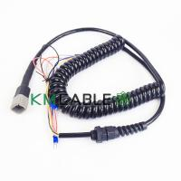 Genie Lift Electrical Spiral Cable Fast Connect Water Resistant Replacement Joystick Parts Manufactures