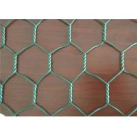 Galfan Coated Gabion Wire Mesh Cage Walls Anti - Rust For Creek Slope Stabilization Projects distributor Manufactures