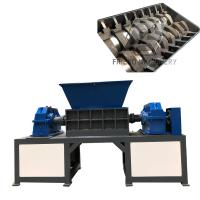 Wasted Plastic Tire Shredder And Crusher Machine For Plastic Recycled Manufactures