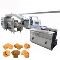 Economic Small Hard And Soft Pet/Cat/Dog Biscuit Production Line Small Biscuit Making Machine Manufactures