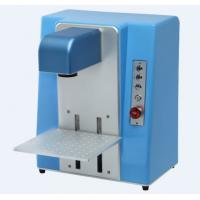 China Mini Desktop 20W Fiber Laser Marking Machine High Repeat Positioning Accuracy on sale