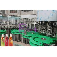 Aseptic Bottled Hot Filling Machine Stainless Steel Rotary Filling Machine Manufactures