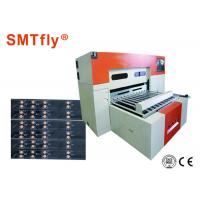 V Groove Line Making PCB Scoring Machine Highly Automated SMTfly-YB1200 Manufactures