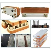 Russia Welcome SS304 Brazed Plate Heat Exchanger for Wine Coolers