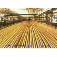 C70600 70/30 90/10 B5 Copper Nickel Tube , C70500 Cupronickel Pipe For Air Conditioner Manufactures