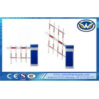 IP44 Automation Driveway Barrier Gates More Than 5 Millions Operation Times Manufactures