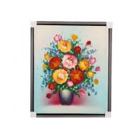 Home Bedroom Beauty Wall Decor flowers Framed oil paintings of still life Manufactures