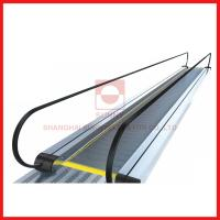 Airport Automatic Moving Walk Escalator Indoor With Vvvf Control Device