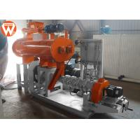 Buy cheap Automatic Floating Fish Feed Extruder Machine 500KG/H 2700*1800*1200mm 1900kg from wholesalers