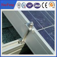 solar panel roof mount kit, home solar panel kit, solar roof mounting aluminum structure Manufactures