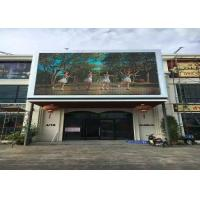 China P10 IP67 fixing usage LED Billboards / outdoor indoor full color Rental LED display on sale