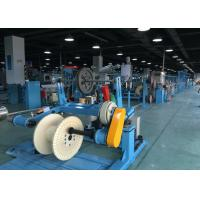 China Double Shaft Cable Extruder Machine / Silent Copper Extrusion Machine on sale