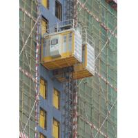 Passenger and Material Hoist SC200/200 High Speed VFD Twin Cage KP-B10 for sale