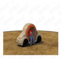 Buy cheap Outdoor Plastic Playground , Kids Plastic Outdoor Play Equipment from wholesalers