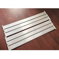 China 3003 Custom Aluminum Extrusions Water Cooling Plate Of New Energy Automobile on sale