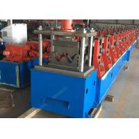 China Traffic Facility Highway Guardrail Roll Forming Machine / Sheet Metal Forming Equipment on sale