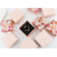 Corrugated Cardboard Gift Paper Box / Printed Gift Packing Box Matte Or Glossy Manufactures