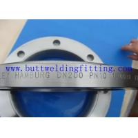 China ASTM A182 F304L / F316L / F321 / G347 WN SO BL Flanges Forged Steel Flang 10 150LB  900LB 1500LB ASME B16.5 on sale