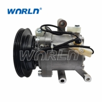 China OEM 447260-5873 Air Conditioner Auto Car Compressor For Toyota Pixis /Daihatsu Mira /Pleo SV07C SV07E 3PK New Model on sale
