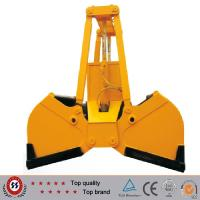 China Material Handling Electric Hydraulic Grab on sale
