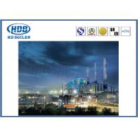 Quality 130T/H Circulating Fluidized Bed Coal Fired Power Plant Boiler With Natural Circulation for sale