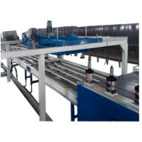Fully Automatic Board Making Machine For Interior Fiber Cement Building Finishing Manufactures