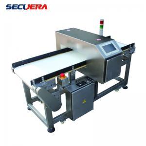 China FDA Conveyor Belt Metal Detector 304 Stainless Steel For Food Detection Industry on sale