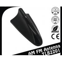 Black Roof Mounted Shark Fin Car Gps Antenna 300mm Power Lead Length Manufactures