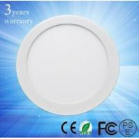 Round Small LED Panel Light 12W High efficiency Slim Recessed LED Lights Manufactures