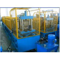 Custom-designed Semicircle Sink Roll Forming Machine For Color Coils PPGI Manufactures