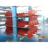 China 66kV Composite Polymer Insulator 120kN Extra Large Sheds For Long Creepage Distance on sale