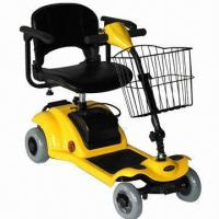 China Folding Mobility Scooter with Lightweight 270W Motor and PG Controller on sale