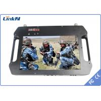 China COFDM Handheld Portable video Receiver For Wireless Communications on sale