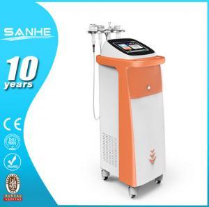 Ultrasonic Cavitation +Laser+Bipolar RF+Roller Massage Slimming Machine Hifu Manufactures