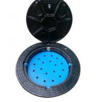 A15/B125 Sand Casting Cast Grey Iron Drainage Manhole Covers for Manhole Manufactures