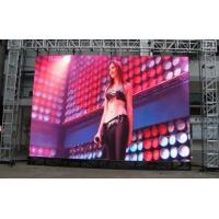 1R1G1B Advertisement Outdoor Full Color LED Display With 2 Years Warranty Manufactures