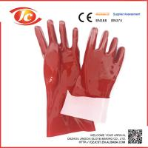 2015  hot sale PVC GLOVES Manufactures