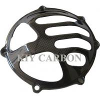 Carbon fiber clutch cover for all Ducati Manufactures